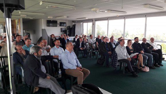 Réunion 1 : à Agen avec les élus des fédérations